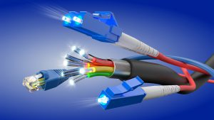 Company Connect Network cable - optic fiber